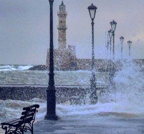 Καιρός: Ισχυρές βροχές, καταιγίδες, ακόμη & χαλάζι- Σε ποιες περιοχές θα είναι πιο έντονα τα φαινόμενα - Κυρίως Φωτογραφία - Gallery - Video