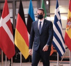 "Kυριάκος Μητσοτάκης -Σύνοδος Κορυφής: Η ΕΕ να δείξει αξιοπιστία για τα θέματα που συμφωνήσαμε με την Τουρκία -""Pacta sunt servanda"" (βίντεο)  - Κυρίως Φωτογραφία - Gallery - Video"
