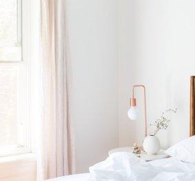 Σπύρος Σούλης: 7 tips για να διακοσμήσετε ένα λευκό δωμάτιο (φωτό) - Κυρίως Φωτογραφία - Gallery - Video