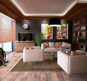 Σπύρος Σούλης: Τα σπίτια που κάνουν καλή εντύπωση από την πρώτη στιγμή έχουν αυτά τα 5 κοινά! - Κυρίως Φωτογραφία - Gallery - Video
