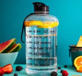 3 συνταγές με νερό & φρούτα για να χάσετε βάρος – Καταπολεμούν αϋπνία, ανακούφιση από πόνους & φλεγμονές - Κυρίως Φωτογραφία - Gallery - Video