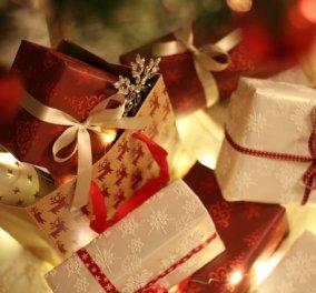 Τα πιο εντυπωσιακά αμπαλάζ για τα Χριστούγεννα - Τώρα που είστε μέσα... περιτυλίξτε με τα πιο γιορτινά & όμορφα χαρτιά τα δώρα σας (φωτό) - Κυρίως Φωτογραφία - Gallery - Video