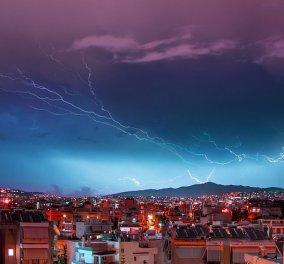 Καιρός: Έρχεται επιδείνωση με βροχές και καταιγίδες - Ποιες περιοχές θα επηρεαστούν (βίντεο) - Κυρίως Φωτογραφία - Gallery - Video