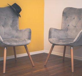 Σπύρος Σούλης: Αυτή είναι η καρέκλα που θέλει κάθε διακοσμητής να βάλετε στο σπίτι σας! - Κυρίως Φωτογραφία - Gallery - Video
