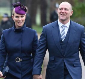 Η εγγονή της βασίλισσας Ελισάβετ, Ζάρα Τιντάλ είναι έγκυος στο τρίτο παιδί της - Χαρές στο Παλάτι (φωτό) - Κυρίως Φωτογραφία - Gallery - Video