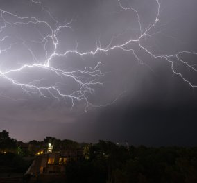 Καιρός: Βροχές & καταιγίδες – Πού αναμένονται έντονα φαινόμενα  - Κυρίως Φωτογραφία - Gallery - Video