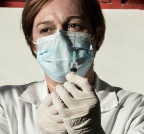 Εμβόλιο για τον Κορωνοϊό: 26  ερωτήσεις - απαντήσεις για να λυθούν όλες σας οι απορίες - Επικίνδυνο ή όχι;  - Κυρίως Φωτογραφία - Gallery - Video