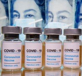 Κορωνοϊός - Εμβόλιο: Έρχονται αύριο οι πρώτες δόσεις στην Ελλάδα -  Δρακόντεια τα μέτρα ασφαλείας (βίντεο)  - Κυρίως Φωτογραφία - Gallery - Video
