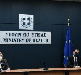 Κορωνοϊός - εμβόλιο Pfizer: Πάνω από 1,6 εκατ. δόσεις στην Ελλάδα - Προτεραιότητα σε ηλικιωμένους άνω των 85 (βίντεο) - Κυρίως Φωτογραφία - Gallery - Video