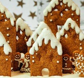 Ώρα για χειροτεχνία με ένα χιονισμένο χριστουγεννιάτικο χωριό από τον Στέλιο Παρλιάρο  - Κυρίως Φωτογραφία - Gallery - Video