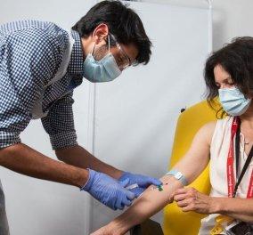 Οξύνονται τα πνεύματα μεταξύ Ε.Ε. & AstraZeneca οι Βρυξέλλες απορρίπτουν άλλα 8 εκ. εμβόλια - Δημοσιεύουν το συμβόλαιο  - Κυρίως Φωτογραφία - Gallery - Video