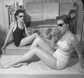Και τι δεν κάνουμε για την ομορφιά! Μέσα στο ινστιτούτο της Helena Rubinstein το 1936 - Μπανιέρες με αφρό & κρεβάτια με άμμο (φωτό) - Κυρίως Φωτογραφία - Gallery - Video