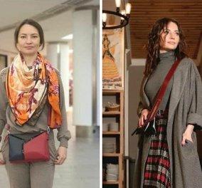 Στυλίστας μεταμορφώνει απλές γυναίκες σε κομψές κυρίες: Τους φτιάχνει τα ρούχα & τα μαλλιά, η αλλαγή εντυπωσιακή (φωτό) - Κυρίως Φωτογραφία - Gallery - Video