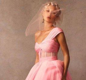 Ρομαντικά - girly -εντυπωσιακά - υπέροχα ! Αυτά είναι τα φορέματα που θα κλέψουν την καρδιά μας το 2021 (φώτο) - Κυρίως Φωτογραφία - Gallery - Video
