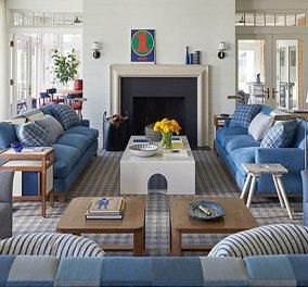 """Μίνιμαλ πολυτέλεια ή """"cozy"""" ατμόσφαιρα; - Αυτές είναι οι top τάσεις στη διακόσμηση για το σαλόνι τη νέα χρονιά (φώτο) - Κυρίως Φωτογραφία - Gallery - Video"""