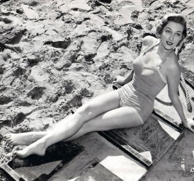 "Vintage ""American Classic"" σεξαπίλ - 35 υπέροχες πόζες της Leigh Snowden - Υπήρξε σταρ του κινηματογράφου & της τηλεόρασης  (φώτο) - Κυρίως Φωτογραφία - Gallery - Video"