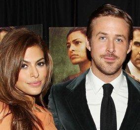 Αρραβωνιάστηκαν η Eva Mendes και ο Ryan Gosling; 10 χρόνια μαζί και δύο υπέροχα παιδιά (φωτό) - Κυρίως Φωτογραφία - Gallery - Video