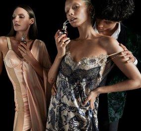 Τα μοντέλα είναι ανορεξικά ή απλώς εκλεκτικά ; Η απάντηση στο απολαυστικό βίντεο με τις Ιρίνα Σέικ - Jazzelle Zanaughtti & Cate Underwood - Κυρίως Φωτογραφία - Gallery - Video
