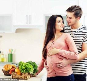 """""""Με κάνει να αισθάνομαι σαν φάλαινα"""" : Νεαρή έγκυος γυναίκα καταγγέλλει τον σύζυγο της που την καταπιέζει με το φαγητό - Κατακραυγή στα Social media στην Βρετανία  - Κυρίως Φωτογραφία - Gallery - Video"""