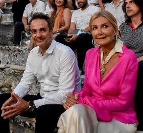 Η Μαρέβα Μητσοτάκη για την Σοφία Μπεκατώρου: Ας σταματήσουν ορισμένοι να μιλούν για το πότε και ας σκεφτούν το από ποιόν και το γιατί - Κυρίως Φωτογραφία - Gallery - Video