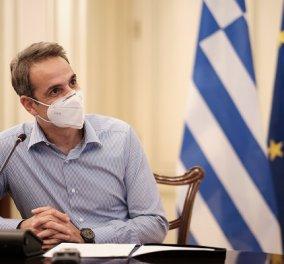 Στην Λισαβόνα ο Κυριάκος Μητσοτάκης: Αναλυτικά το πρόγραμμα του πρωθυπουργού - Η ατζέντα των συζητήσεων με τον Αντόνιο Κόστα (βίντεο) - Κυρίως Φωτογραφία - Gallery - Video