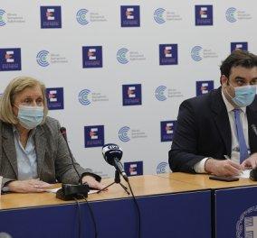 Live - Κορωνοϊός: Η ενημέρωση του υπουργείου Υγείας για την πορεία των εμβολιασμών - Κυρίως Φωτογραφία - Gallery - Video