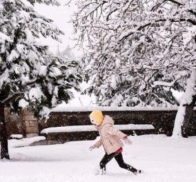 Καιρός: Παγετός και πολικές θερμοκρασίες - Που θα χιονίσει σήμερα; - Κυρίως Φωτογραφία - Gallery - Video