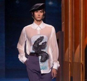 Ο πρίγκιπας Νικολάι της Δανίας στην πασαρέλα του Dior - Κατέπληξε το Παρίσι (φώτο-βίντεο) - Κυρίως Φωτογραφία - Gallery - Video