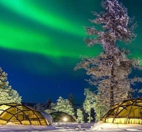 Σάκης Αρναούτογλου: Ο αδερφός του Γρηγόρη δημοσίευσε τις ωραιότερες φωτογραφίες του φετινού χειμώνα - Το μαγευτικό Βόρειο Σέλας στη Φινλανδία, το χιόνι στην Ιαπωνία - Κυρίως Φωτογραφία - Gallery - Video