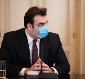 SMS στο 13034 για εμβολιασμό:  Ο Κυριάκος Πιερρακάκης απαντάει σε όλες τις ερωτήσεις  - Κυρίως Φωτογραφία - Gallery - Video