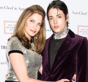 Aπό υπερβολική δόση ναρκωτικών πέθανε ο 24χρονος γιος του supermodel Stephanie Seymour - Eίχε λανσάρει unisex σειρά καλλυντικών (φωτό) - Κυρίως Φωτογραφία - Gallery - Video