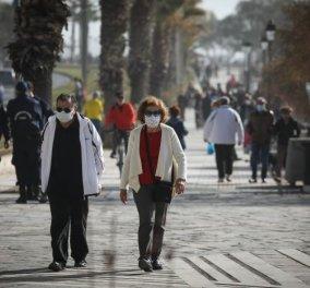Κορωνοϊός - Ελλάδα: 866 νέα κρούσματα - 27 νεκροί, 337 διασωληνωμένοι - Κυρίως Φωτογραφία - Gallery - Video