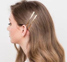 12+1 τρόποι για να φορέσεις hair clips κάνοντας τα πιο στυλάτα χτενίσματα - Κυρίως Φωτογραφία - Gallery - Video