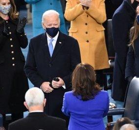 Live η ορκωμοσία του Τζο Μπάιντεν: Αναλαμβάνει καθήκοντα ο 46ος πρόεδρος των ΗΠΑ  - Κυρίως Φωτογραφία - Gallery - Video