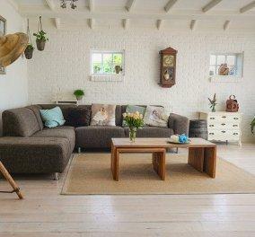 Ο Σπύρος Σούλης μας δείχνει πως να μεταμορφώσουμε το σαλόνι μας χωρίς πολλά έξοδα! - Κυρίως Φωτογραφία - Gallery - Video
