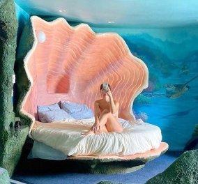 Ο φανταστικός κόσμος των Αμερικανικών μοτέλ: Ροζ τοίχοι, animal - prints, κρεβάτια σαν κοχύλια - Kitsch, ερωτικά, συναρπαστικά (φωτό) - Κυρίως Φωτογραφία - Gallery - Video