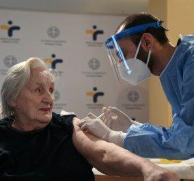 Κορωνοϊός - Εμβόλιο: Ανοίγει την Δευτέρα η πλατφόρμα emvolio.gov.gr - Ραντεβού με sms για τους άνω των 85  - Κυρίως Φωτογραφία - Gallery - Video