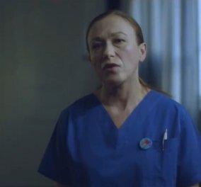 Πρωταγωνίστρια η νοσηλεύτρια Σοφία από τον Ευαγγελισμό: Μιλάει μέσα από την καρδιά της με λογισμό και με όνειρο - Η ανάρτηση του Βασίλη Κικίλια (βίντεο) - Κυρίως Φωτογραφία - Gallery - Video