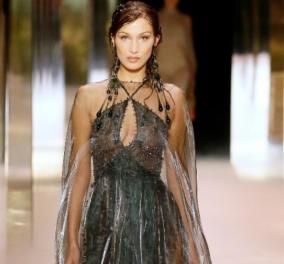 Ο οίκος Fendi δείχνει τη νέα συλλογή του για το 2021 - Oνειρικά φορέματα για πριγκίπισσες & δυναμικές γυναίκες του σήμερα (φωτό - βίντεο)  - Κυρίως Φωτογραφία - Gallery - Video