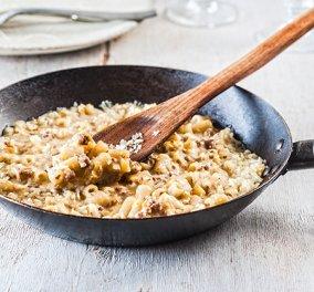Μια γρήγορη & πεντανόστιμη συνταγή από την Αργυρώ Μπαρμπαρίγου: Παστίτσιο στο τηγάνι - Κυρίως Φωτογραφία - Gallery - Video
