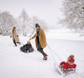 Καιρός: Παγετός και τσουχτερό κρύο και σήμερα Πέμπτη - Πού θα χιονίσει - Κυρίως Φωτογραφία - Gallery - Video