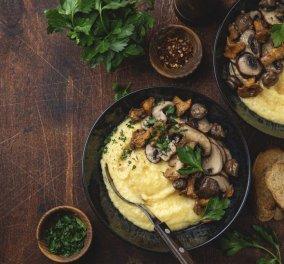 Η Αργυρώ Μπαρμπαρίγου με την αυθεντική συνταγή της Πολέντα μας ταξιδεύει στην Ιταλία - Και η γεύση; - Όνειρο  - Κυρίως Φωτογραφία - Gallery - Video