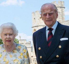 Η βασίλισσα Ελισάβετ και ο πρίγκιπας Φίλιππος δίνουν το καλό παράδειγμα: Το Buckingham ανακοίνωσε ότι εμβολιάστηκαν - Κυρίως Φωτογραφία - Gallery - Video