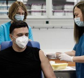 Ο Β. Κικίλιας ζήτησε την παραίτηση του διοικητή του Νοσοκομείου Καρδίτσας που έγραψε: ''Το εμβόλιο μπορεί να έχει θανατηφόρες συνέπειες'' (φωτό - βίντεο) - Κυρίως Φωτογραφία - Gallery - Video