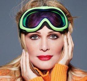 Έτοιμη για τα χιόνια και για σκι η Νατάσα Θεοδωρίδου - Τα extravagant γυαλιά και το πορτοκαλί σύνολο (φωτό) - Κυρίως Φωτογραφία - Gallery - Video