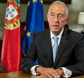 Θετικός στον κορωνοϊό ο 72χρονος πρόεδρος της Πορτογαλίας, λίγο πριν την βέβαιη επανεκλογή του - Σε καραντίνα για 14 ημέρες  - Κυρίως Φωτογραφία - Gallery - Video
