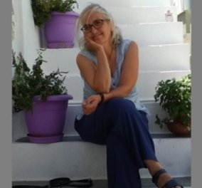 Topwoman η Μαρία Ζερβάκη: Η 59χρονη Κρητικιά, μητέρα δύο παιδιών που ξαναπάει σχολείο και αριστεύει (φωτό) - Κυρίως Φωτογραφία - Gallery - Video