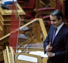 Κυρ. Μητσοτάκης: Κάλυψη ενοικίου 80% & τον Φεβρουάριο , παράταση για 2 μήνες στα επιδόματα ανεργίας - Στα 500 από 300 ευρώ το πρόστιμο για παραβάτες  - Κυρίως Φωτογραφία - Gallery - Video