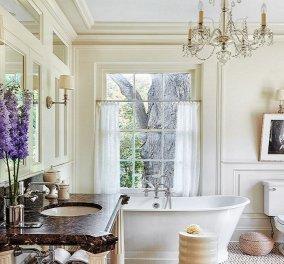 Μικρά στο μέγεθος μεγάλα στο στυλ: 40 ιδέες διακόσμησης για να γίνει το μικρό σας μπάνιο ναός του καλού γούστου (φώτο) - Κυρίως Φωτογραφία - Gallery - Video