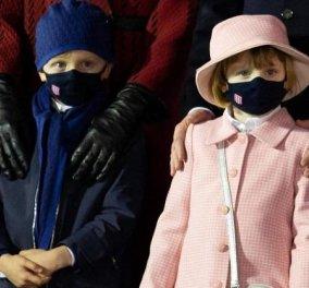 Η πριγκίπισσα Γκαμπριέλα του Μονακό είναι 6 χρονών και έχει τσάντα Dior! Κοστίζει 3.000 ευρώ (φωτό) - Κυρίως Φωτογραφία - Gallery - Video